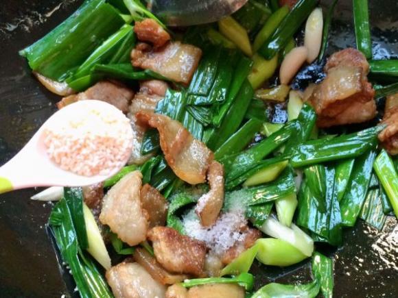 thịt lợn, chế biến món ăn từ lợn, dạy nấu ăn