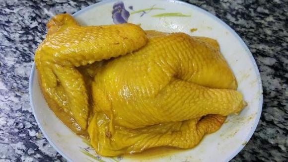 thịt gà, món ăn từ thịt gà, dạy nấu ăn