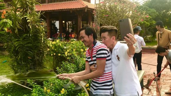 Đàm Vĩnh Hưng, sao Việt, Hoài Linh