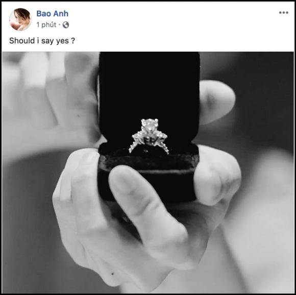 ca sĩ Bảo Ảnh, sao Việt
