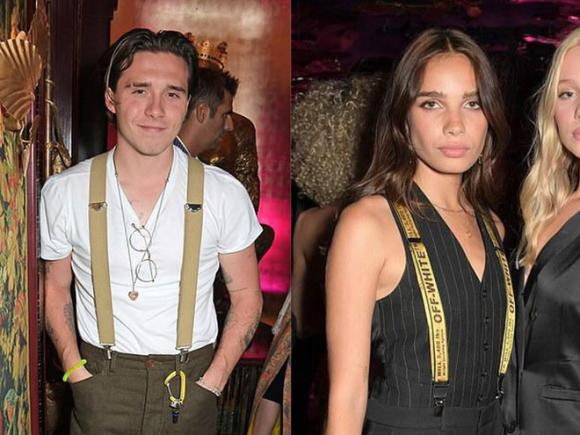 Brooklyn Beckham,bạn gái Brooklyn Beckham,sao Hollywood