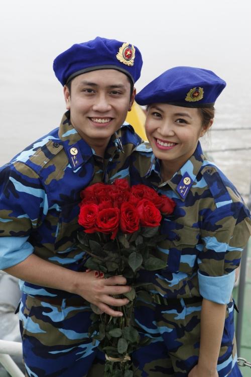 BTV Trung Nghĩa, Nguyễn Hoàng Linh, sao Việt