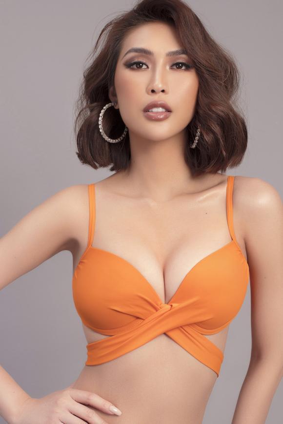 hoa hậu Tường Linh, Sao Việt, Hoa hậu Hoàn vũ Việt Nam 2019