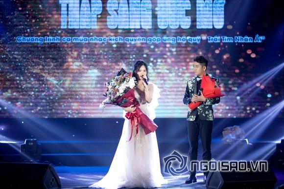 Sunny Đan Ngọc, Đêm nhạc Thắp sáng ước mơ