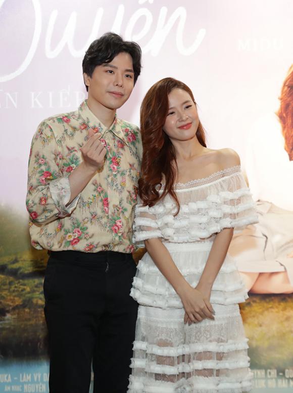 diễn viên Midu, Trịnh Thăng Bình, sao Việt