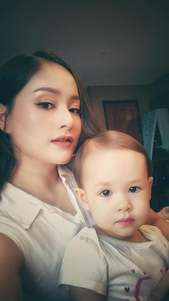Lan Phương, con gái Lan Phương, sao Việt