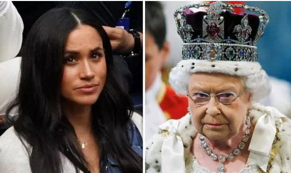Hoàng gia Anh,Meghan Markle,Nữ hoàng Anh