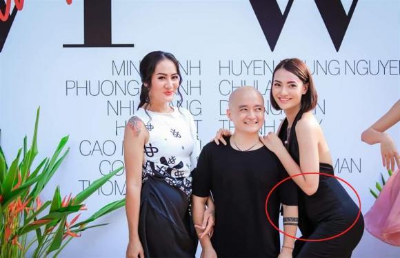Hồng Quế,bạn trai của Hồng Quế,Hồng Quế mang thai,sao Việt