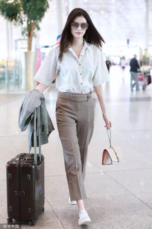 thời trang, áo sơ mi, áo trắng