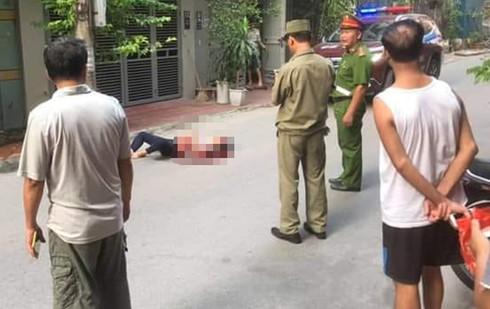 án mạng, giết người, Hà Nội, nữ sinh, thanh niên