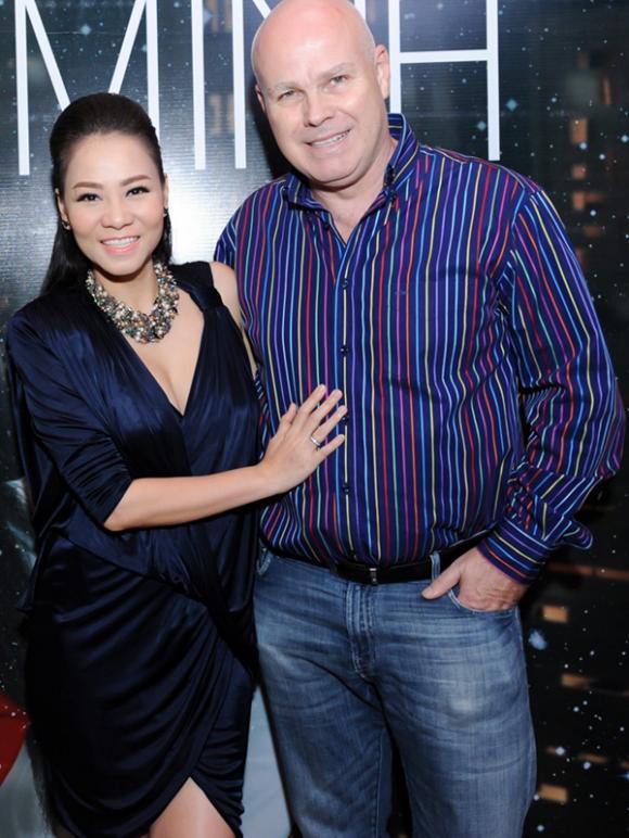 ca sĩ Thu Minh, chồng ca sĩ Thu Minh, sao Việt