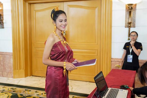 Hoa hậu hoàn vũ việt nam 2019,sơ khảo hoa hậu hoàn vũ,tường linh,đào thị hà