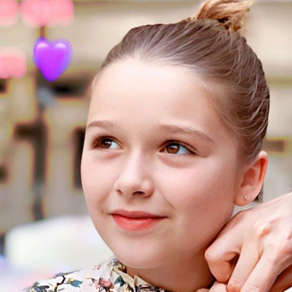harper seven, con gái của david beckham, sao hollywood