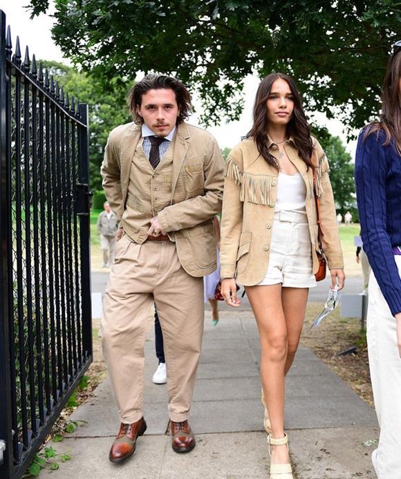 Brooklyn Beckham, gia đình Beckhs, sao Hollywood