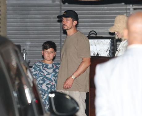 nhóc tỳ Flynn,Bé Flynn Bloom, con trai orlando bloom, sao hollywood