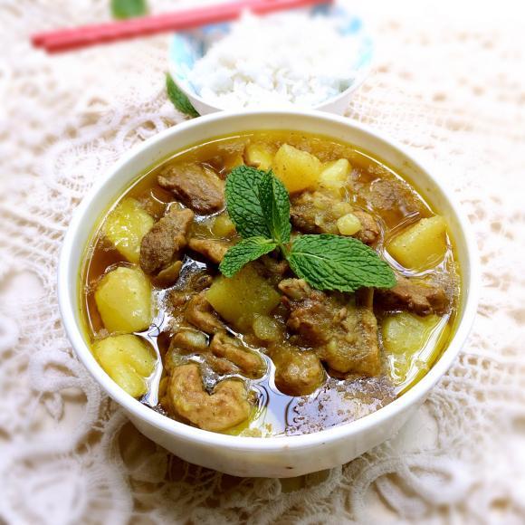 vịt, khoai tây, dạy nấu ăn