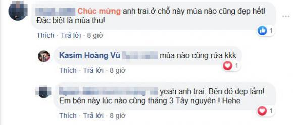 Kasim Hoàng Vũ, nhà Kasim Hoàng Vũ, nhà sao việt