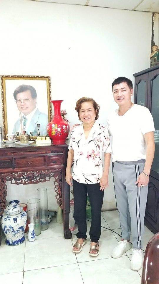 Quang Minh, cố nghệ sĩ Ngọc Đức, sao Việt