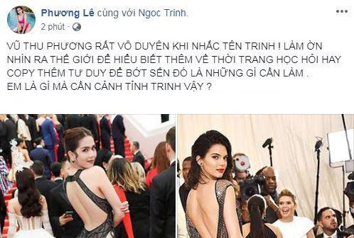 Ngọc Trinh, Vũ Thu Phương, Hoa hậu Phương Lê, sao Việt