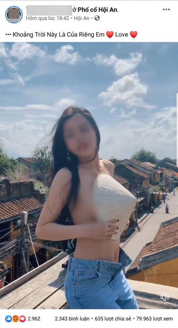 NSND Hồng Vân, cô gái bán nude ở hội an, sao Việt