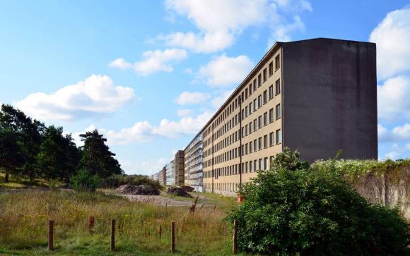 Prora, khu nghỉ dưỡng Prora, Hitler