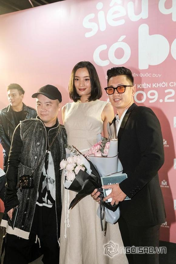 đạo diễn Đức Thịnh, diễn viên Thanh Thuý, diễn viên Đỗ An, người mẫu Lê Thuý