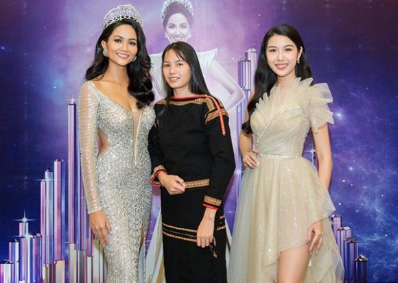 H'Luăi Hwing, hoa hậu Hoàn vũ Việt Nam 2019, Hoa hậu H'Hen Niê, sao Việt