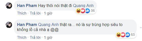 Quang Anh, Bảo Hân, sao việt