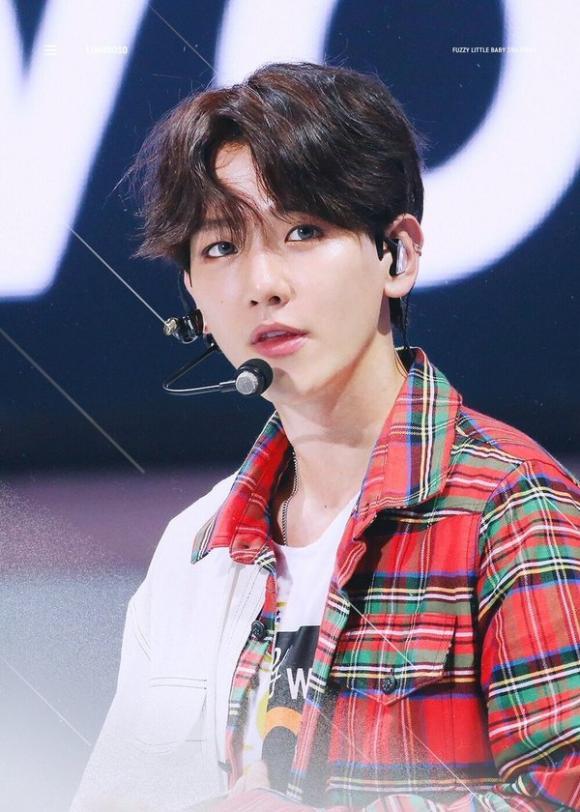 Baekhyun, Momo, sao hàn ghét dưa chuột