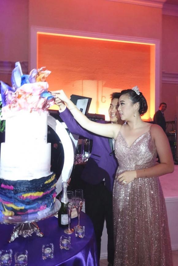 Kenny Thái, đám cưới con trai Kenny Thái, sao việt ở hải ngoại