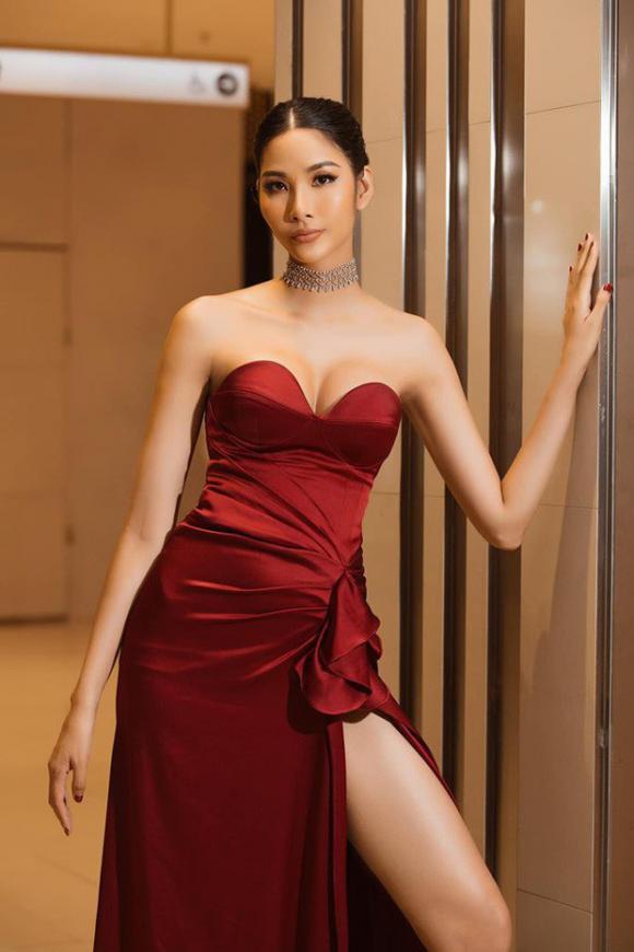 Hoàng Thùy, Hoàng Thùy thi Miss Universe 2019, sao việt
