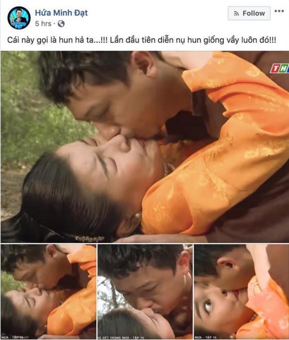 Hứa Minh Đạt, Cao Thái Hà, Lâm Vỹ Dạ, Tiếng Sét Trong Mưa