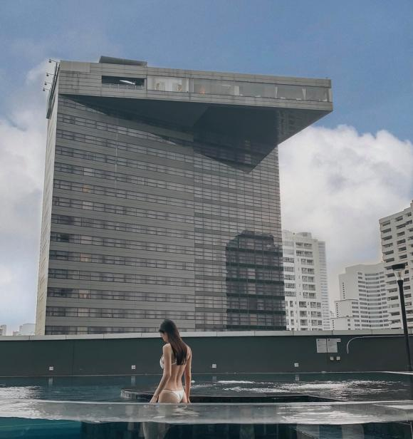 Jun Vũ, Jun Vũ bikini, sao việt