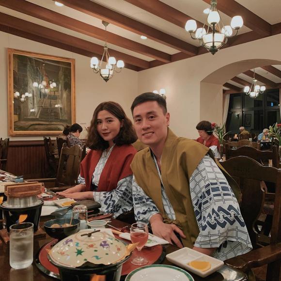 diễn viên Kiên Hoàng, hot girl Heo Mi Nhon, vợ Kiên Hoàng