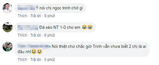 Ngọc Trinh, Ngân 98, tình cũ Lương Bằng Quang, sao Việt