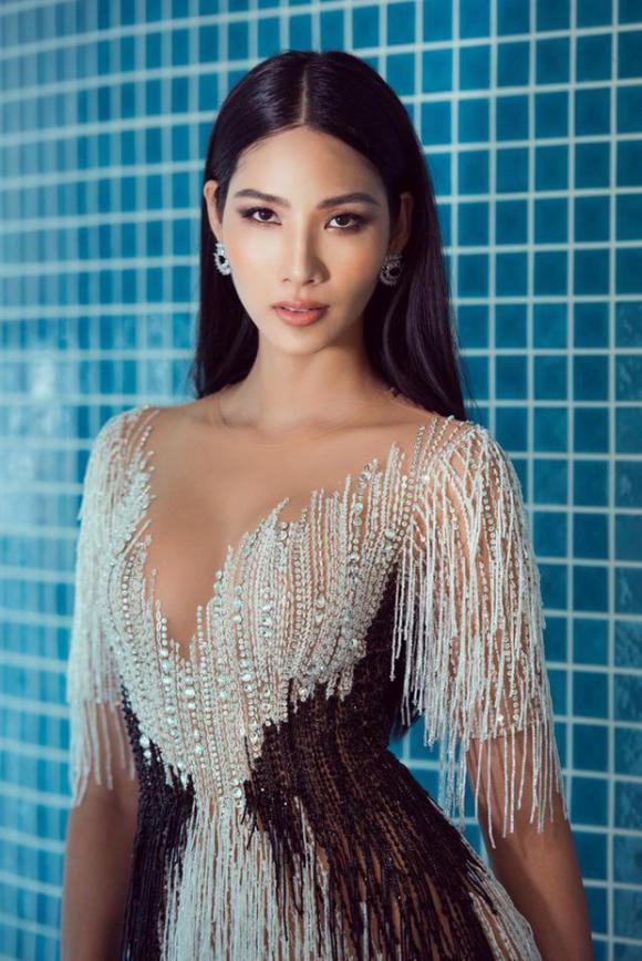 á hậu Hoàng Thuỳ, sao Việt, Miss Universe 2019