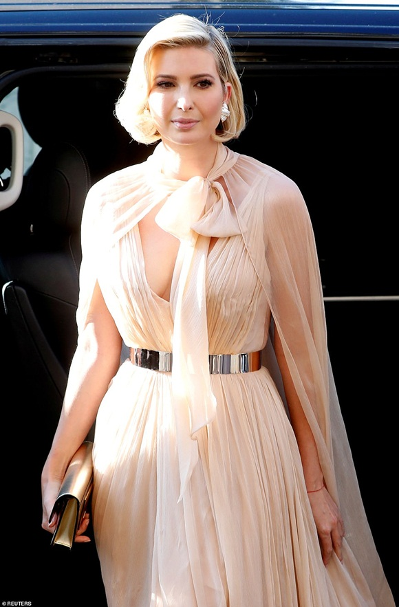 Meghan Markle, sao Hollywood, Katy Perry, Ivanka Trump