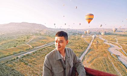 Quang Vinh, Cao Thiên Trang, sao Việt