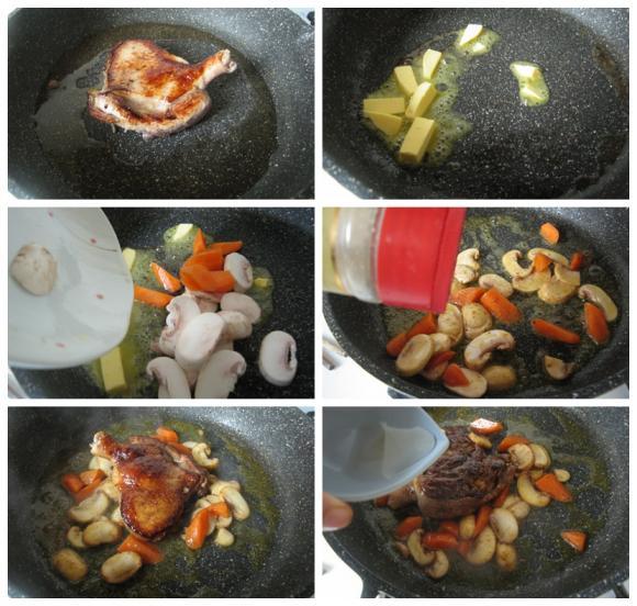 vịt, dạy nấu ăn