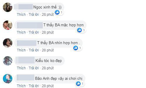 Ninh Dương Lan Ngọc, Bảo Anh, sao Việt