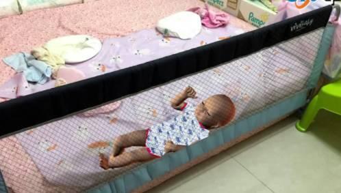 sai lầm của cha mẹ, đồ khiến trẻ bị ngạt thở, cách bố trí giường ngủ cho bé