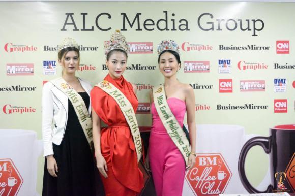 hoa hậu Phương Khánh, Hoa hậu Trái đất năm 2018, sao Việt