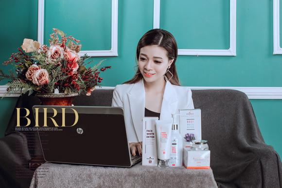 mỹ phẩm White Detox, kinh doanh online, kinh doanh mỹ phẩm