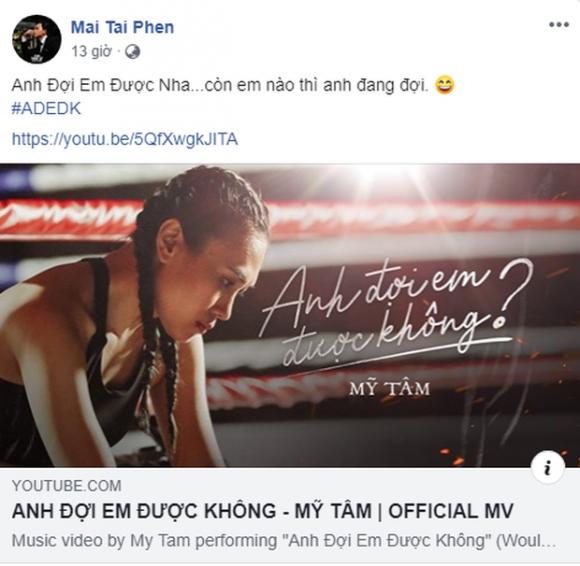 Mai Tài Phến, Mỹ Tâm, sao Việt