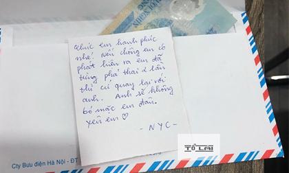 thư gửi mẹ, bức thư của bé gái học lớp 5, cộng đồng mạng