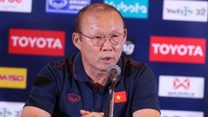 Công Phượng, Park Hang-seo, đội tuyển Việt Nam