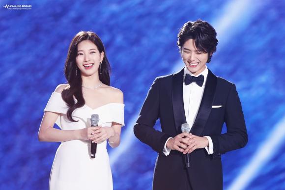 Wonderland,Bae Suzy,Park Bo Gum,Choi Woo Sik,phim Hàn