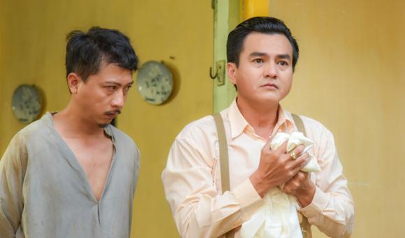 Tiếng sét trong mưa, diễn viên Nhật Kim Anh, diễn viên Cao Minh Đạt, sao Việt