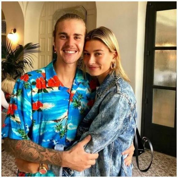 Hailey Baldwin,Justin Bieber,lễ cưới của Justin Bieber,sao Hollywood