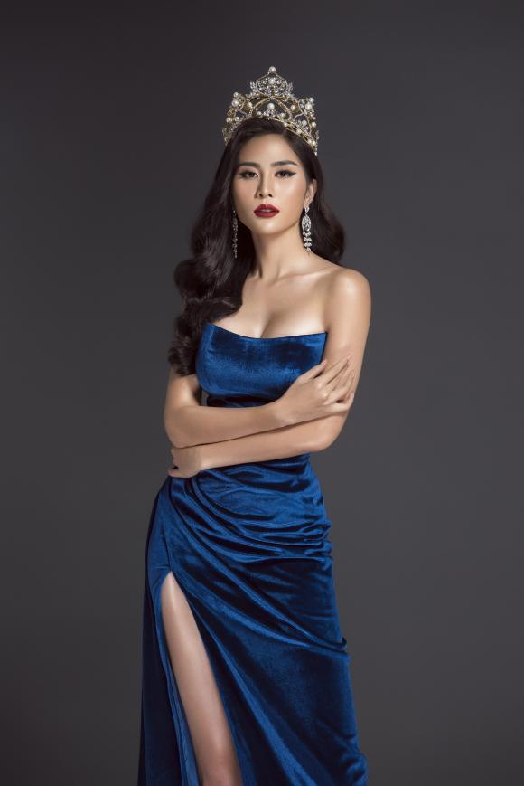 hoàng hạnh, hoa hậu trái đất 2019, sao Việt
